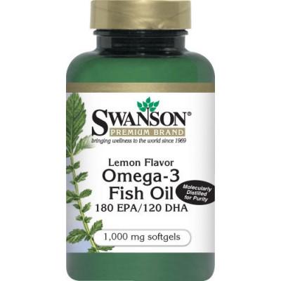 Omega 3 [smak cytrynowy]