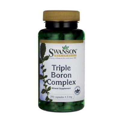 Triple Boron Complex