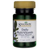 Daily Multi-Vitamin without Minerals 30 kaps