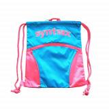 SYNTRAX Drawstring AeroBag Blue Pink