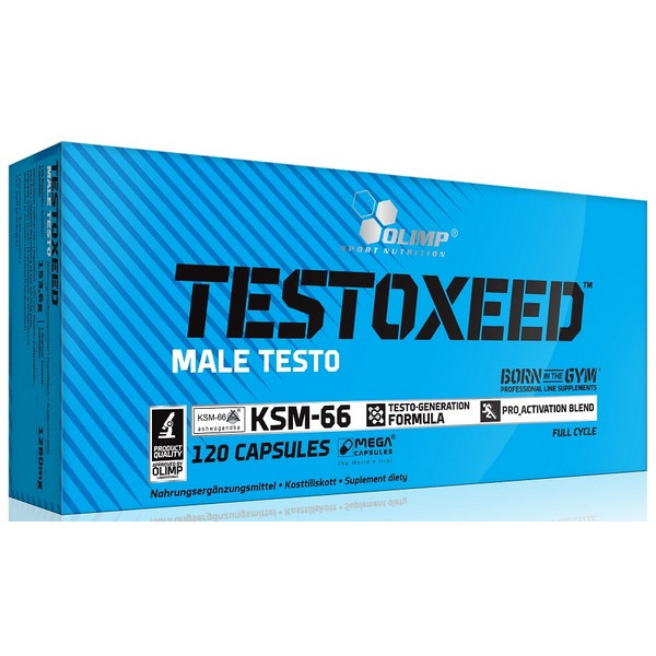 Testoxeed