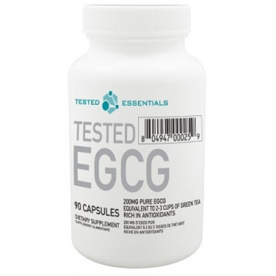 Tested EGCG Green Tea Extract