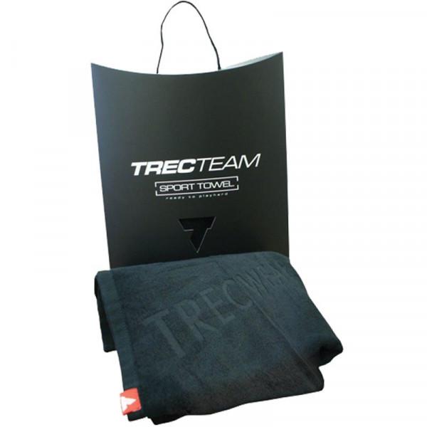 TREC - ręcznik - black