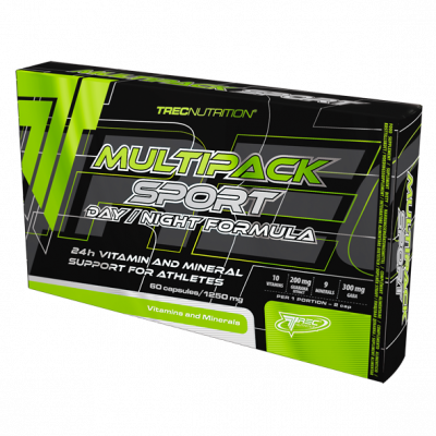 Multipack Sport - Day / Night Formula AM+PM