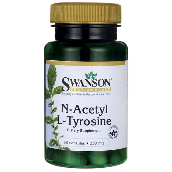 N-Acetyl L-Tyrosine - 350mg