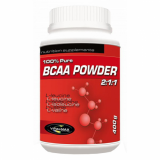 100% Pure 2:1:1 BCAA Powder