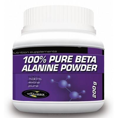 100% Pure Beta Alanine Powder