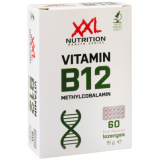 Methyl B12 lozegens (1000mcg)