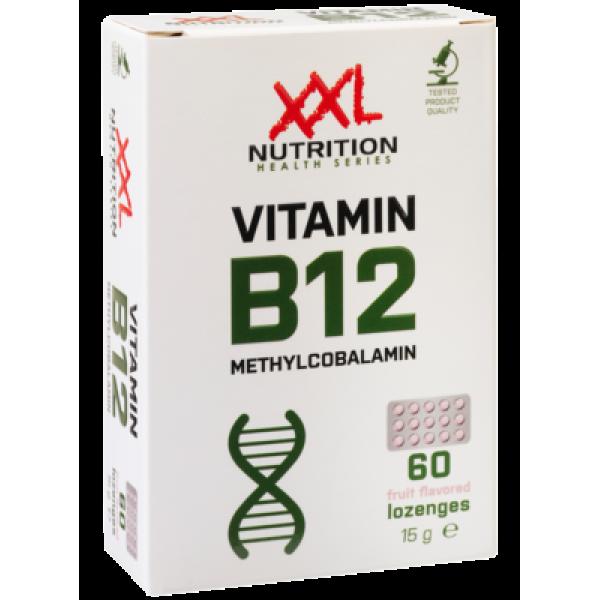 Methyl B12 lozegens (1000mcg)