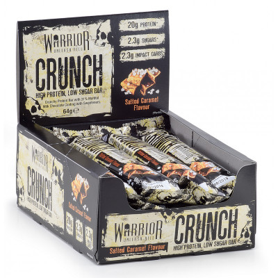 WARRIOR Crunchy Bar