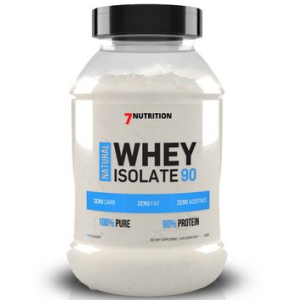 Whey Isolate 90 izolat białka serwatkowego