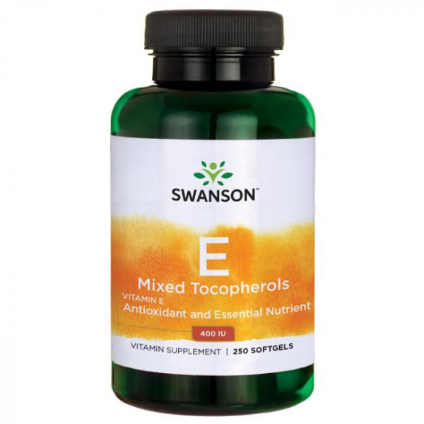 Vitamin E Mixed Tocopherols