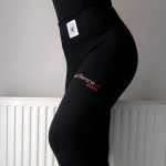 WU&S Testosterone.pl TEAM GIRL LEGGINSY