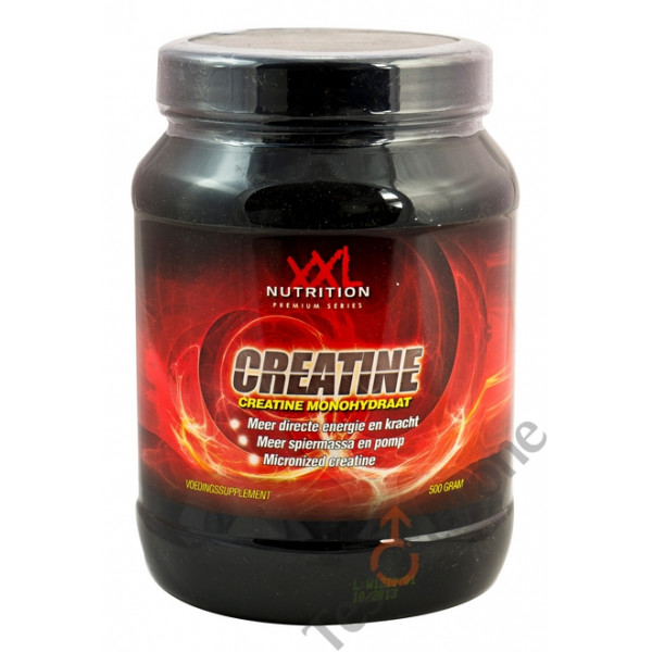 Creatine Monohydrate XXL