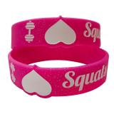 Wristband - I Love Squats