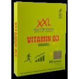 Vitamin D3 3000 IU gelcaps