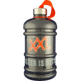 Water Bottle - 2,2 l - black