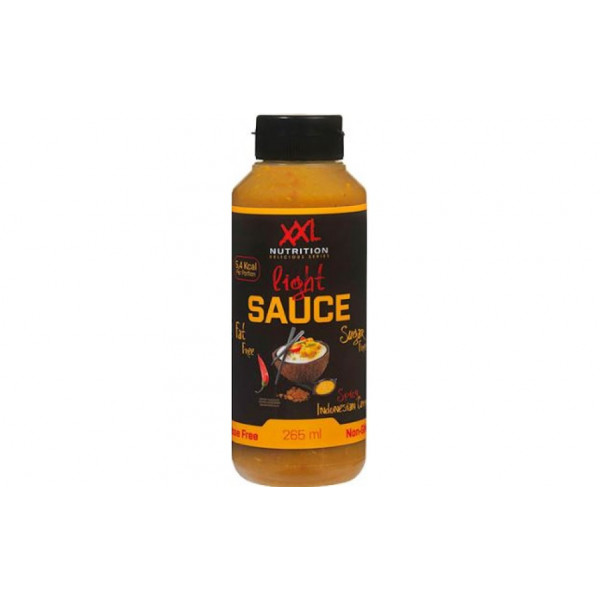 Light Sauce - Spicy Indonesian Curry