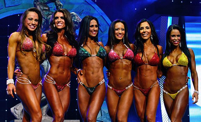 Miami Muscle Beach Pro  Results