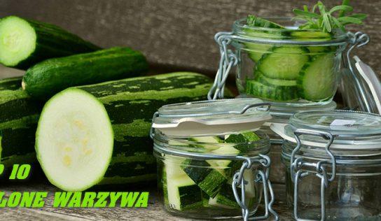 Graj w zielone na zdrowie – TOP 10 zielonych warzyw