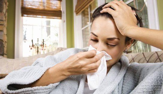 Jak uchronić się przed przeziębieniem!