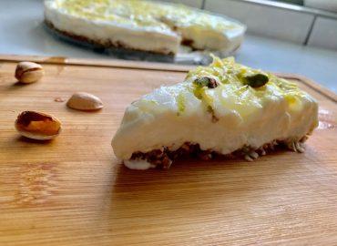 Serniczek Limonkowo-Cytrynowy