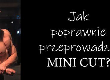 Mini cut – ABS w 4 tygodnie!