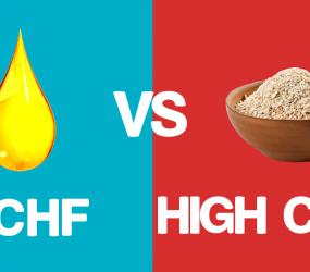 Dieta wysokotłuszczowa vs wysokowęglowodanowa