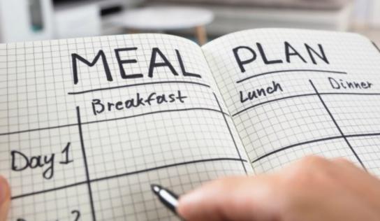 Dlaczego warto planować posiłki?