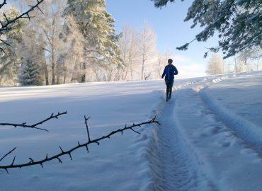 Zimowe bieganie