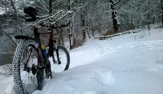 Zimą na rower – czy warto?