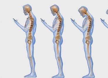 Pozycje ciała a obciążenia kręgosłupa