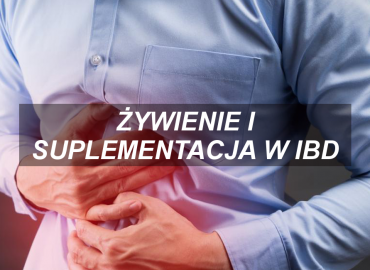 Dieta i suplementacja w IBD
