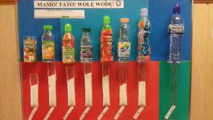 cukier w napojach dla dzieci