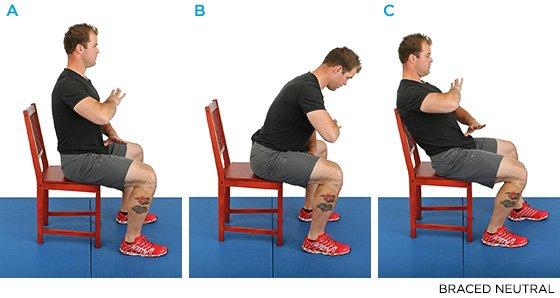 biohacking ergonomia siedzenie