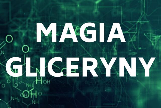 Gliceryna – czyli jak poprawić jakość wysiłku?