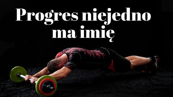 Progres treningowy – jak śledzić
