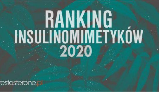 Insulinomimetyki – Ranking 2020