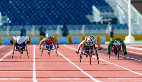 Sport u osób niepełnosprawnych