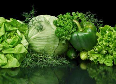 Zielone warzywa i ich właściwości zdrowotne