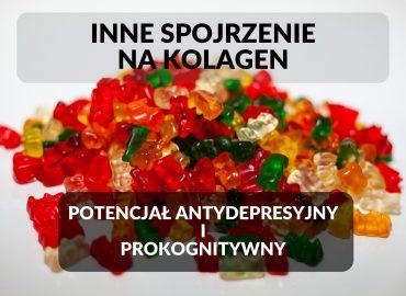 Kolagen – właściwości antydepresyjne i prokognitywne