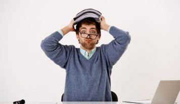 Zdrowy kręgosłup – praca przy biurku