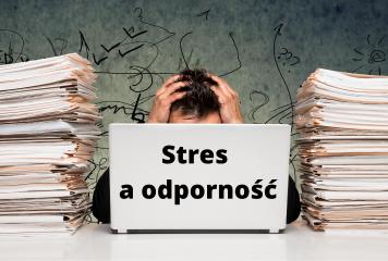 Stres a odporność. Czy przewlekły stres może upośledzać funkcjonowanie układu odpornościowego?