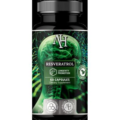 Resveratrol na wsparcie układu sercowo - naczyniowego