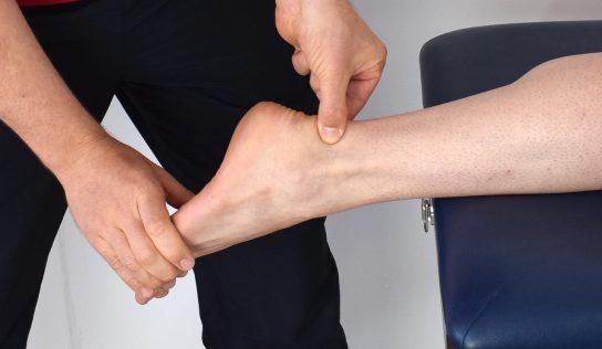 Terapia manualna w leczeniu Tendinopatii Achillesa