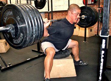 Box squat –  ćwiczenie pełne korzyści