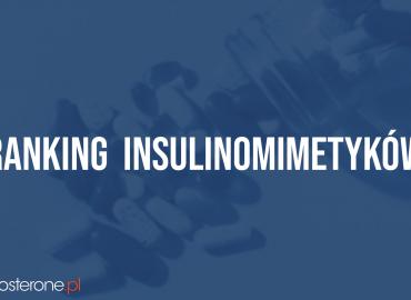 Insulinomimetyki – Ranking 2021