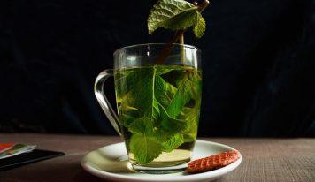 Zielona herbata na zdrowie