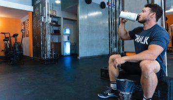 Węglowodany w treningu siłowym – żywienie wewnątrz treningu